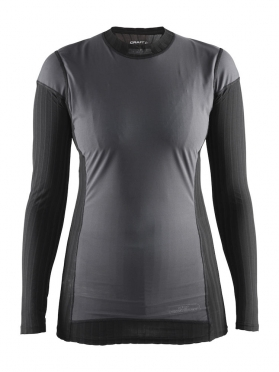 Craft Active Extreme 2.0 WS long sleeve dames shock zilver