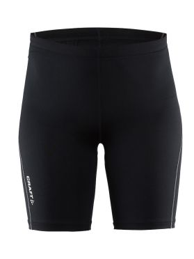 Craft Mind short tight hardloopbroek zwart dames