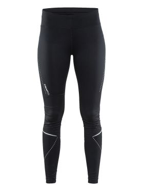 Craft Essential tight hardloopbroek zwart dames