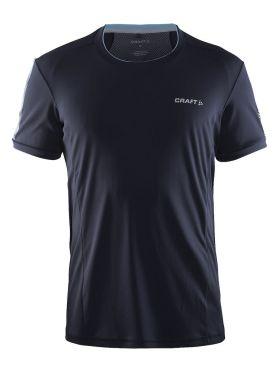Craft Breakaway N1 korte mouw hardloopshirt gravel heren