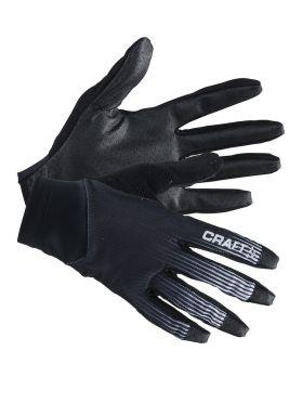 Craft Route fietshandschoenen zwart unisex