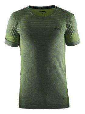 Craft cool comfort korte mouw ondershirt groen heren