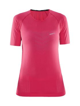 Craft cool intensity korte mouw ondershirt roze/push dames
