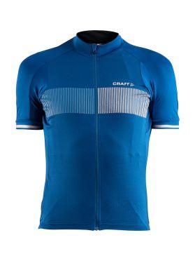 Craft Verve Glow fietsshirt donker blauw heren