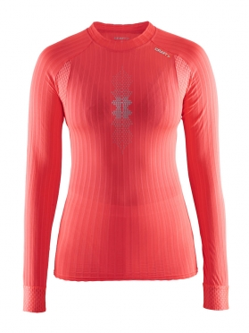 Craft Active Extreme 2.0 brilliant long sleeve shock zilver dames