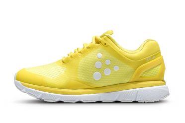Craft V175 lite hardloopschoenen geel dames
