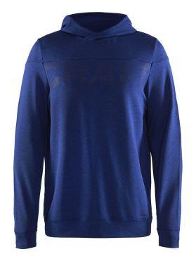 Craft Tag hoodie Skipully blauw heren