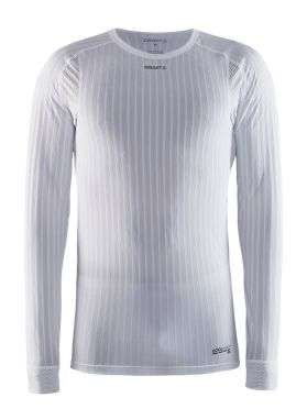 Craft Active extreme 2.0 lange mouw ondershirt wit heren