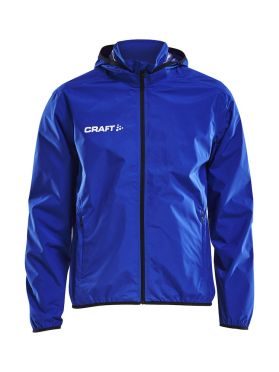 Craft Rain trainings jas blauw/cobolt heren