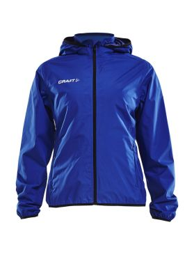 Craft Rain trainings jas blauw/cobolt dames