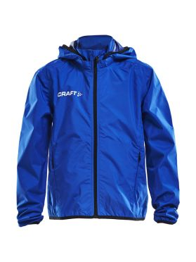 Craft Rain trainings jas blauw/royal junior