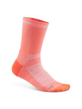 Craft Visible sokken roze