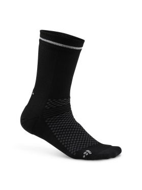 Craft Visible sokken zwart