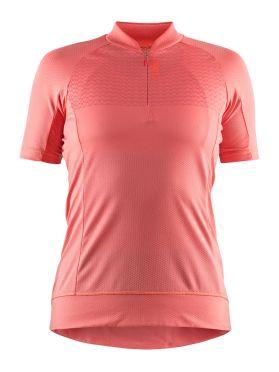 Craft Rise fietsshirt roze dames