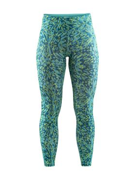 Craft Pulse tight galactic groen dames