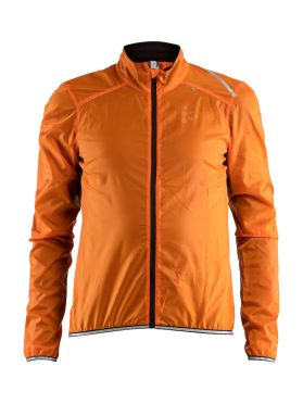 Craft Lithe fietsjacket oranje heren