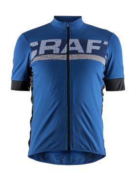 Craft Reel fietsshirt blauw heren