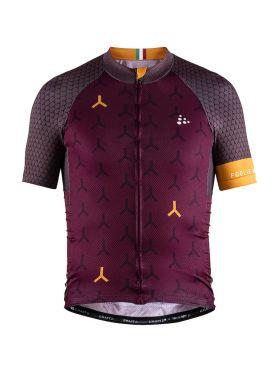 Craft Monument fietsshirt korte mouw Giro di Lombardia heren