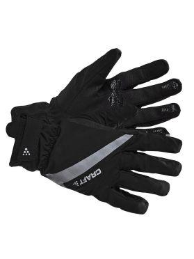 Craft Rain 2.0 fietshandschoenen zwart unisex