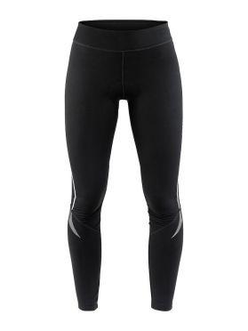 Craft Ideal Thermal tight fietsbroek zwart dames