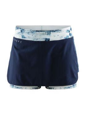 Craft Charge skirt sportrok blauw dames