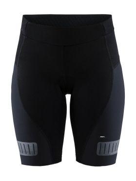 Craft Hale glow shorts zwart dames
