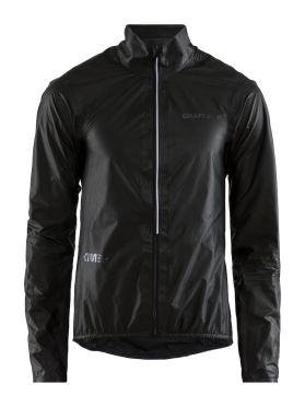 Craft CTM Gore-Tex Shake Dry fietsjacket zwart heren