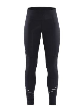 Craft Lumen Urban run tight hardloopbroek zwart dames