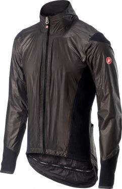 Castelli Idro pro 2 regen jacket zwart heren