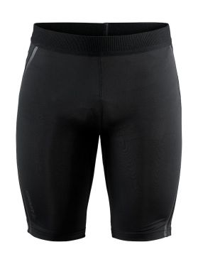 Craft Vent short tight hardloopbroek zwart heren