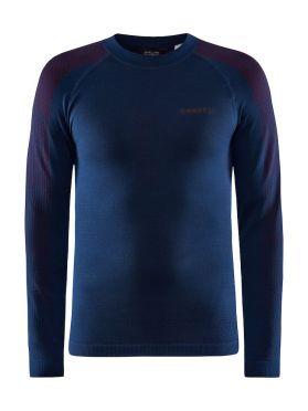 Craft Advanced Warm Fuseknit ondershirt blauw heren