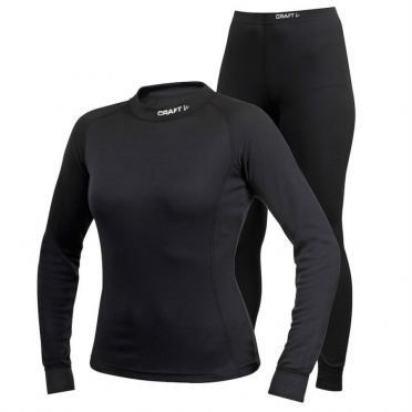 Craft Active 2-pack basic thermokleding dames 193898