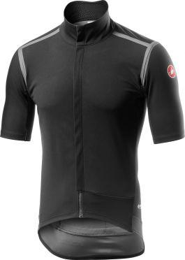 Castelli Gabba RoS korte mouw fietsshirt zwart/grijs heren