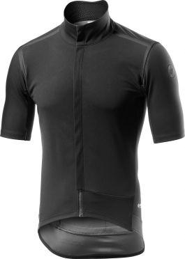 Castelli Gabba RoS korte mouw fietsshirt zwart heren