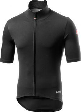 Castelli Perfetto RoS Light korte mouw fietsshirt zwart heren