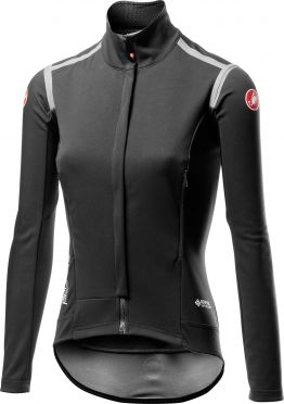 Castelli Perfetto RoS lange mouw jacket zwart dames