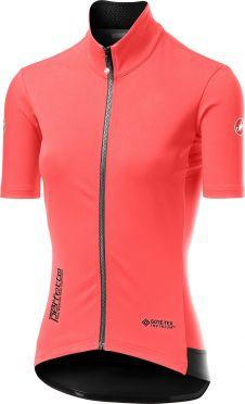 Castelli Perfetto RoS W Light korte mouw fietsshirt roze dames