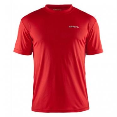 Craft Prime hardloopshirt rood heren