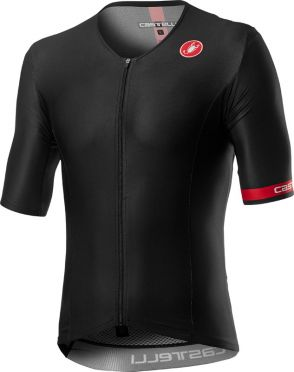 Castelli Free speed 2 race tri top zwart heren