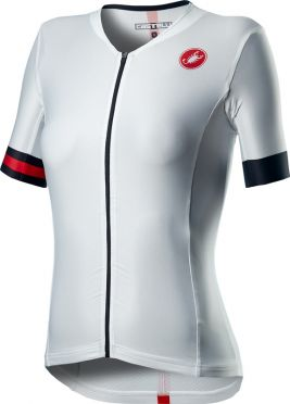 Castelli Free speed 2 W race tri top wit dames