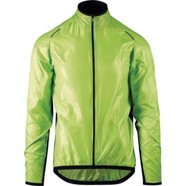 Assos Mille GT wind fietsjack groen heren