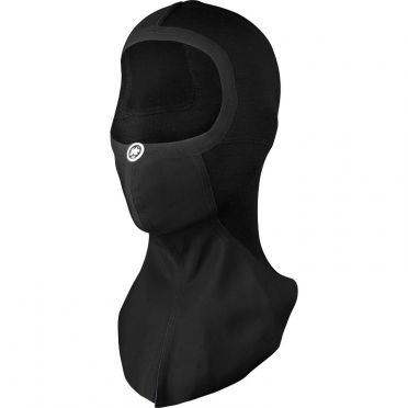Assos Face mask ultraz winter zwart