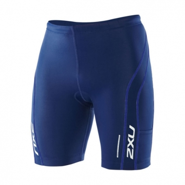 2XU Comp Tri Shorts Men`s MT1839b blauw