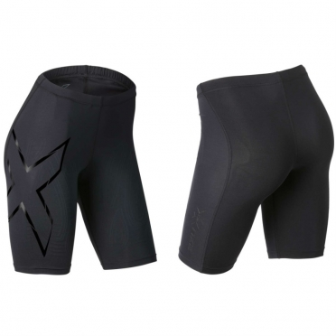 2XU Elite MCS Compression short zwart dames