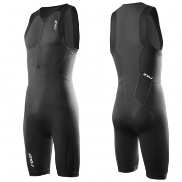 2XU G:2 Active tri suit heren zwart 2015 MT3105d