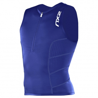 2XU Comp Tri Top Men`s MT1838a RYB/RYB