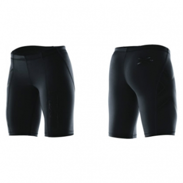 2XU Compressie short zwart dames
