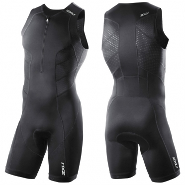 2XU Perform tri suit heren 2014 MT2816d BLK/BLK