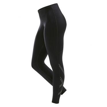 2XU Aspire compressie tights zwart dames