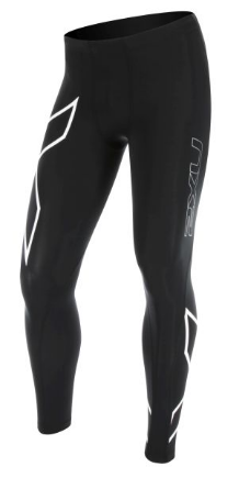 2XU TR2 Compression Tights zwart/wit heren